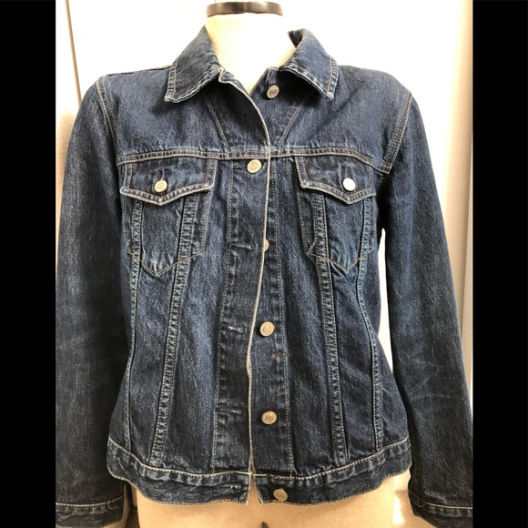 GAP Jackets & Blazers - Woman's Gap jean jacket size M